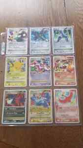 Pokemon Ex cards