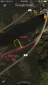 1/2 acre lot for sale in St. Catherine's