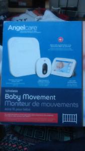 Angel care wireless baby movement