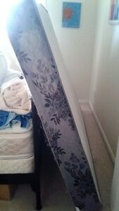 Delivery Available - Queen Mattress and Box Spring