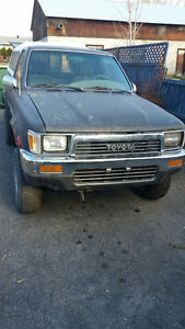 1990 Toyota Other Pickups Pickup Truck