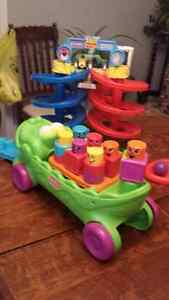 Fisher price toy story 3 race track Peterborough Peterborough Area image 3