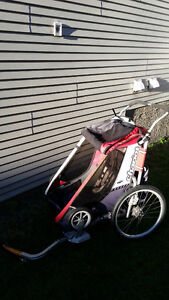 Chariot Cougar 2 - Double Bike Trailer