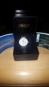 Seiko Kinetic Automatic Watch - Brand New - New Price