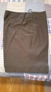 Women's Brown Dress Pants For Sale.