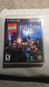 PS3 game. Lego Harry Potter years 1-4