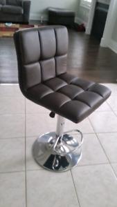Brand new bar stool one left