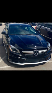 Lease Take-Over:  2016 Mercedes-Benz Other AMG CLA 45 Sedan