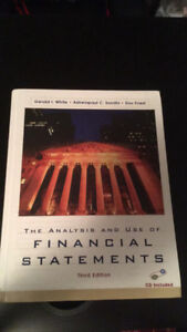 The Analysis and use of Financial Statements (3rd Edition)