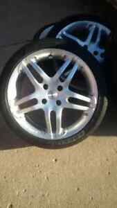 tires and rims 4 x 110 size 224 40 18
