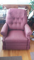 Beautiful Recliner Chair