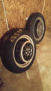 2011 Fatboy Motorcycle Tires