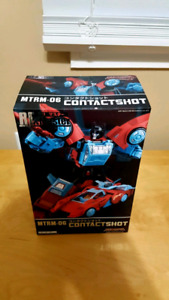 Transformers Maketoys Contactshot figure