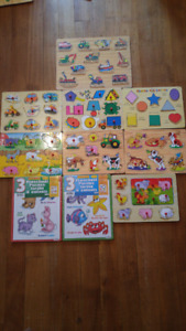 Baby/Toddler Puzzles