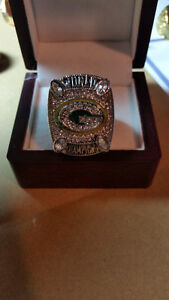 NFL, MLB, NBA and more Championship replica rings Kitchener / Waterloo Kitchener Area image 1