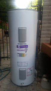Electric Water Heater, Moffat