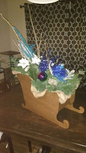 Hand Crafted Holiday Wreaths Strathcona County Edmonton Area image 5