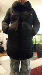Thyme maternity winter coat / jacket