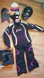 Compete Woman's Snowmobile Gear!