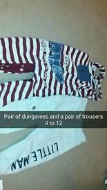 9 to 12 boys clothes