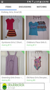 Many Girls Summer / Fall Clothing Items! Size 7-8 in EUC or NWT!