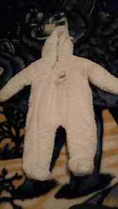 Disney snow suit 6-12 months