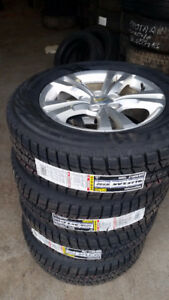 winters 225 65 17 on OEM Chevy Equinox / GMC Terrain alloy 5x120