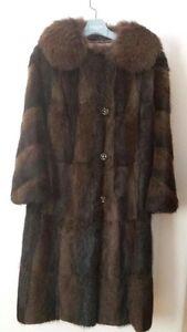 Fur coat -sz 16