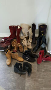FALL AND WINTER FOOTWEAR