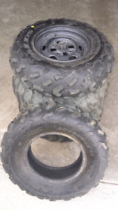 2 MAXXIS Tires  60$