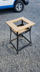Work stand/table