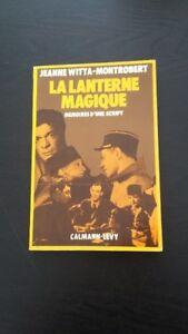 La lanterne magique - Mémoires d'une script