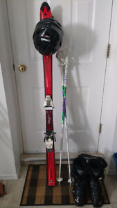 Complete Women's Ski Set
