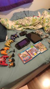 Wii U bundle SSB4 package