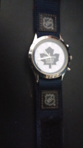 Toronto Maple Leafs watch licensed