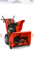Snowblower Small Engine Repair-Mobile Service