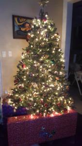 7 feet Christmas tree