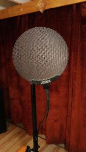Stedman pop filter pour studio