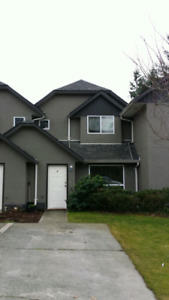 For sale townhouse in Campbell River BC