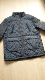 Navy blue Sergio tacchini jacket. Size L