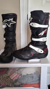 Alpinestar tech 4s motorcross boots