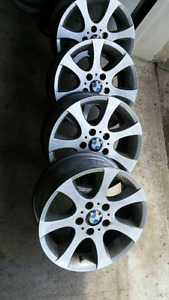"Perfect condition 16"" BMW factory Rims"