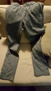 Nike sweat pants small