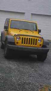 Jeep Wrangler-Trail Rated