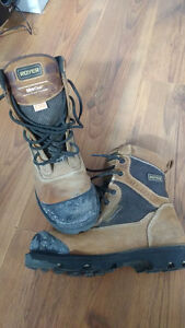 Royer (Metal Free) Safety Boots