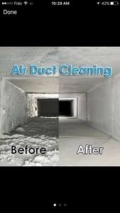 Ductcleaning special 200 London Ontario image 1