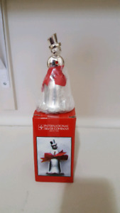 Brand New Christmas Santa Claus Bell