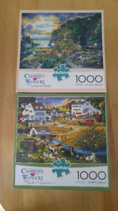 Assorted Puzzles (1,000pc)