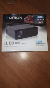 LED smart projector by ORION