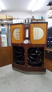 Classic 78 rpm Jukebox!   WORKING !